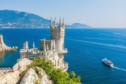 Главные достопримечательности Крыма